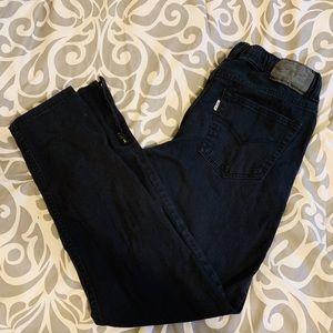 Levi's Pull On Jeans Pants Sz L